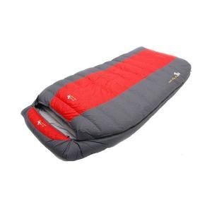 高級ダウン寝袋 シュラフ2人用 封筒型 ダブル カップル寝袋...
