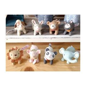 ウサギ:30×45×40mm ネコ:23×44×37mm クマ:29×50×38mm イヌ:30×4...