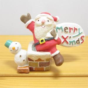 ノーティー ノーティーエンジョイクリスマス サンタ NAUGHTY 置物 オブジェ インテリア 雑貨 小物 クリスマス雑貨 かわいい雑貨 zakka-fleur