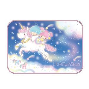 サンリオ フランネルブランケット リトルツインスターズ Little TwinStars キキララ キキ&ララ ひざ掛け 毛布 ブランケットおしゃれ 冬物グッズ 防寒|zakka-fleur