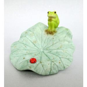 Frog ひと休み カエル EDC1303 リトルママ|zakka-littlemama