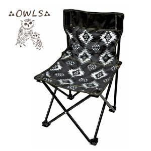 アウトドア用品 椅子 チェアM INDIANブラック/WLL0156 zakka-littlemama