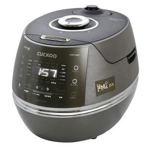 COCKOO クック 発芽酵素玄米炊飯器DX CRP-CHST1005F(炊飯器 酵素玄米炊飯器 発...
