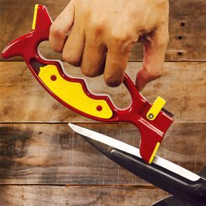 万能研ぎ器 ソリング(包丁/ナイフ/はさみ/爪切り/刃物研磨/砥ぎ器)