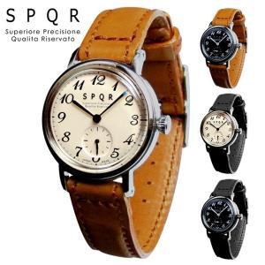 スポール THE SPQR LQ SOMESカーフ(レディース クォーツ 腕時計 ブランド レディスクオーツ 手巻き機械式 手巻き式) zakka-nekoya