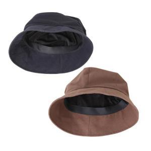 パチパチしにくいあったか帽子 ブラック |zakka-noble-beauty
