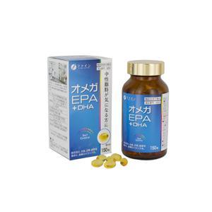ファイン オメガEPA+DHA 機能性表示食品 96g(640mg×150粒) |zakka-noble-beauty