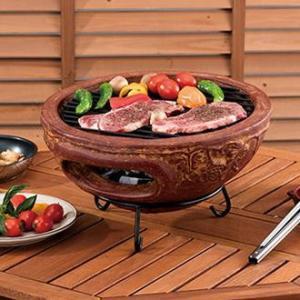 メキシコ製テーブルチムニー MCH4426 おしゃれ 庭 卓上|zakka-noble-beauty