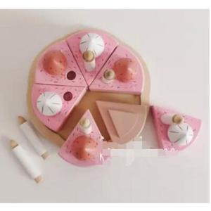 木のおもちゃ ケーキセット デコレーション 誕生日 バースデー おしゃれ プレゼント 男の子 女の子|zakka-noble-beauty