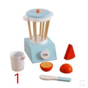 木のおもちゃ(1) ミキサー ジューサー おままごと キッチン 木製 おしゃれ プレゼント 男の子 女の子|zakka-noble-beauty