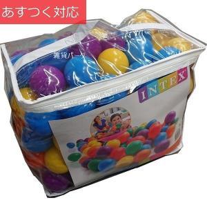 ファンボール 100個入り INTEX 6色|zakka-park