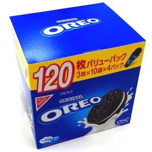 オレオバニラクリームクッキー 9枚 x 10パック ナビスコ