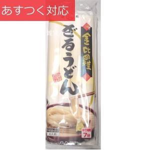 金毘羅ざるうどん 400g x 3 石丸製麺