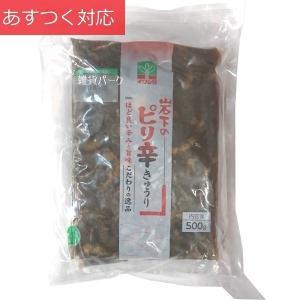 ピリ辛きゅうり 500g x 2 岩下食品