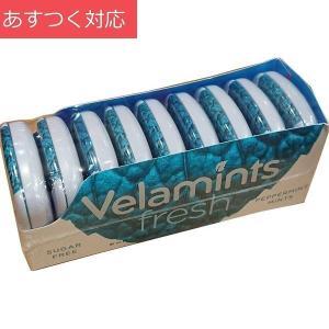 ウェラミンツフレッシュ ペパーミント 20g x 9個 ヴェラミンツ