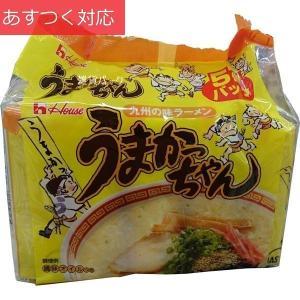 ハウス食品 うまかっちゃん 5食 九州の味ラーメン