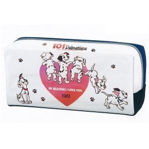 ディズニー(Disney)のキャラクター 101匹わんちゃんのBOXペンポーチです。 前面は可愛いキ...