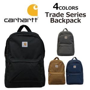 CARHARTT カーハート Trade Series Backpack トレードシリーズ バックパック デイパック リュックサック バッグ カバン メンズ レディース 100301|zakka-tokia