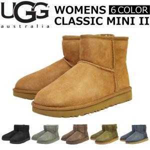 UGG アグ WOMENS CLASSIC MINI II ウィメンズ クラシック ミニ2 シープス...