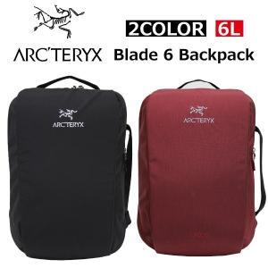 ARCTERYX アークテリクス BLADE6/ブレード6 16180 6L リュックサック/バック...