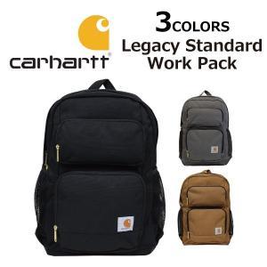 CARHARTT カーハート Legacy Standard Work Pack レガシースタンダードワークパック リュック リュックサック バックパック バッグ メンズ レディース 190321|zakka-tokia