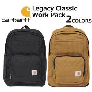 CARHARTT カーハート Legacy Classic Work Pack レガシー クラシックワークパック バックパック/デイパック リュック リュックサック B4 190325|zakka-tokia