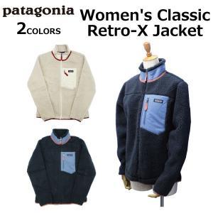 patagonia パタゴニア Women's Classic Retro-X Jackett ウィ...