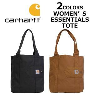 CARHARTT カーハート WOMEN'S ESSENTIALS TOTE ウーマンズ エッセンシャルズ トート トートバッグ カバン 鞄 244702|zakka-tokia