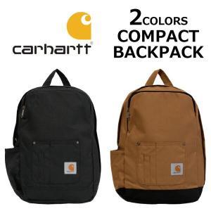 CARHARTT カーハート COMPACT BACKPACK コンパクト バックパック リュックサック デイパック バッグ カバン 鞄 490301 メンズ レディース|zakka-tokia