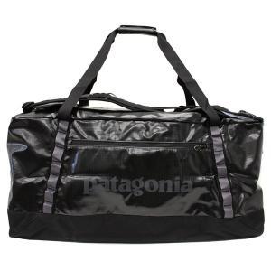 patagonia/パタゴニア Black Hole Duffel/ブラックホールダッフル 49351 BLACK ボストンバッグ/カバン/鞄 メンズ/レディース