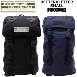 WILDERNESS EXPERIENCE ウィルダネスエクスペリエンス BETTERKLETTER SMALL リュック リュックサック バックパック バッグ メンズ レディース|zakka-tokia