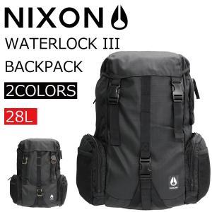NIXON ニクソン WATERLOCK3 ウォーターロック3 リュック リュックサック バックパッ...