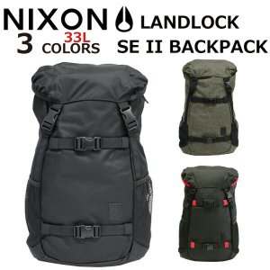 NIXON ニクソン LANDLOCK SE ランドロックSE リュック リュックサック バックパッ...