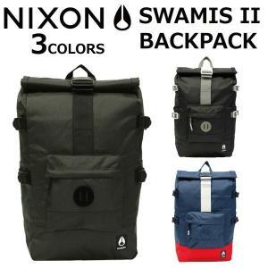 NIXON ニクソン SWAMIS 2 BACKPACK スワミス 2 バックパック バックパック ...