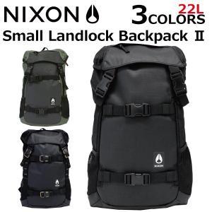NIXON ニクソン C2841 SMALL LANDLOCK ランドロック 2 リュックサック バ...