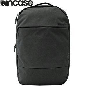 INCASE インケース City Collection Backpack シティー コレクション バックパック デイパック メンズ レディース CL55450 A4 ブラック|zakka-tokia