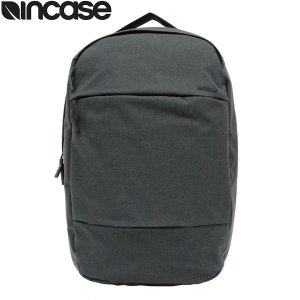 INCASE インケース City Collection Compact Backpack シティー コレクション コンパクト バックパック デイパック メンズ レディース CL55452 A3 ブラック|zakka-tokia