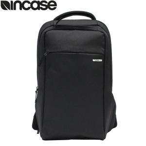 INCASE インケース Icon Slim Pack Nylon アイコン スリム パック ナイロン デイパック メンズ レディース CL55535 A3 ブラック|zakka-tokia