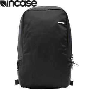 INCASE インケース Icon Compact Backpack アイコン コンパクト バックパック デイパック メンズ レディース CL55548 A3 ブラック|zakka-tokia