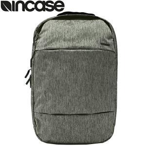 INCASE インケース City Collection Backpack シティー コレクション バックパック デイパック メンズ レディース CL55569 A3 ヘザーブラック|zakka-tokia