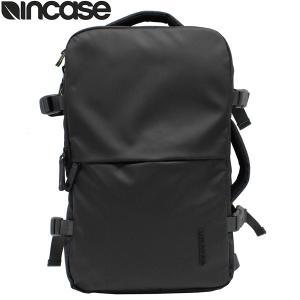 INCASE インケース EO Travel Backpack トラベル バックパック デイパック メンズ レディース CL90004 B3 ブラック|zakka-tokia