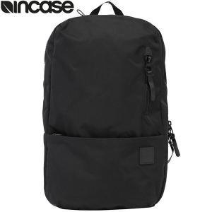 INCASE インケース Compass Backpack With Flight Nylon コンパス バックパック ウィズ フライト ナイロン デイパック INCO100516 A3 ヘザーブラック|zakka-tokia