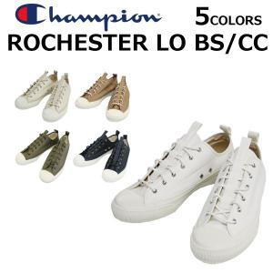 Champion チャンピオン ROCHESTER LO BS/CC ロチェスター Military Line/College=IVY Line ローカット スニーカー シューズ メンズ C2-L701/C2-L703|zakka-tokia