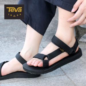 Teva テバ ORIGINAL UNIVERSAL オリジナルユニバーサル スポーツサンダル ビーチサンダル シューズ 靴 レディース 1003987|zakka-tokia