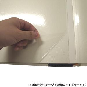 ナカバヤシ 100年台紙 フリーアルバム替台紙 A4 アイボリー アH-A4FR-5-V|zakka-viento