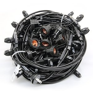 長谷川製作所 CCA320L30P10 提灯コードライトタイプ 30灯 1m間隔|zakka-viento