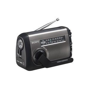 ソニー SONY ポータブルラジオ ICF-B99 : FM/AM/ワイドFM対応 手回し充電/太陽光充電対応 シルバー ICF-B99 S|zakka-viento