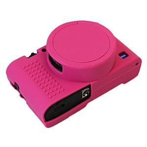 ソニーサイバーショット Sony DSC-RX100 IV/RX100M4カメラマジェンタのための取...