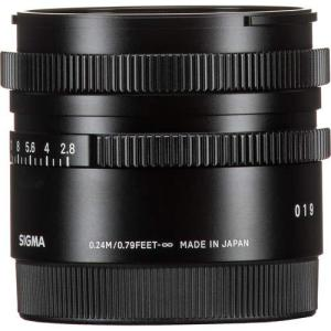SIGMA 45mm F2.8 DG DN | Contemporary C019 | Sony E...