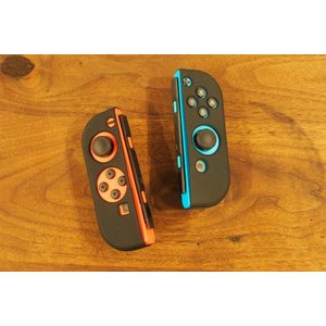 Nintendo Switch対応シリコンカバーセット for Nintendo Switch|zakka-viento